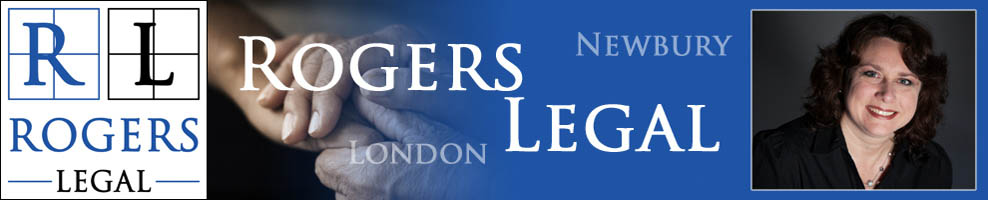 Rogers Legal Banner